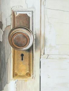 Old door3